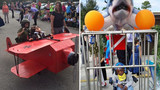 Halloween parade allows children bound to wheelchairs to become flying&hellip&#x3b;