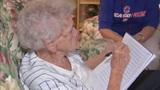 102-year-old Cubs fan still keeps score