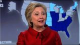 Clinton addresses AT&T-Time Warner merger