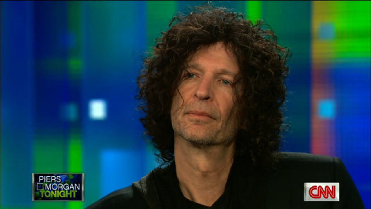 Howard Stern Trump Wants To Be Loved Presidency Will Be