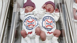 Meet the youngest Indians, Cubs fans