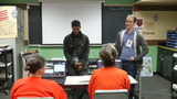 Jail inmates learn to code