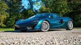 McLaren's road trip supercar