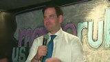 Rubio's delicate Trump dance