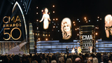2016 CMAs: Country music stars honored onstage