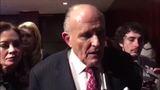 Trump: No Cabinet post for Rudy Giuliani