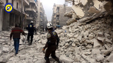19 killed in airstrikes on Syrian countryside, activists say