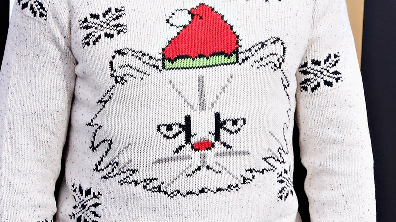 How to make your own christmas sweater