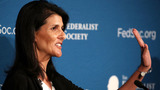 Nikki Haley easily confirmed as UN ambassador