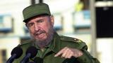 Rally speaker: Castro was no hero
