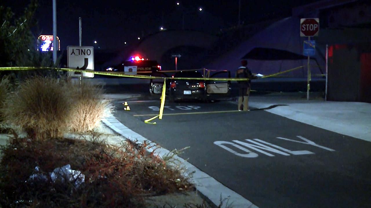 Dead after road rage incident in walmart parking lot