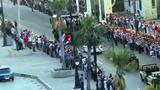 Castro's ashes to be taken to Santiago