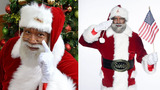 Mall of America hosts first black Santa