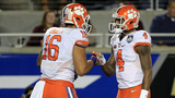 No. 3 Clemson beats Virginia Tech for ACC title
