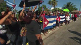 Castro's ashes carried through Santiago de Cuba