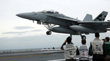 US aircraft carrier readies for ISIS fight