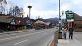 After the fires, Gatlinburg reopens for business