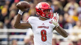 Louisville's Lamar Jackson wins Heisman Trophy