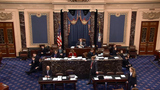 Government stays open, funding bill clears key hurdle in Senate