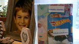 Mom hides Hot Wheels to honor late son