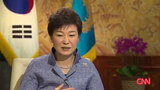 Park Guen-Hye's path to power