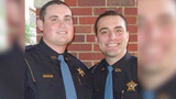 Slain police officers were best friends, in life and death