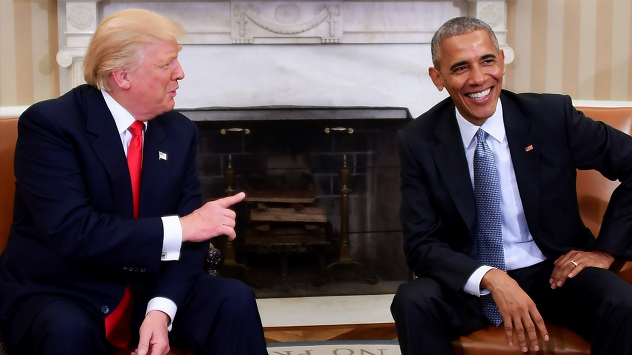 Obama-Trump trade barbs as relationship deteriorates