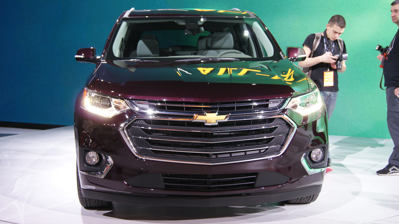 check out the new chevy traverse. Black Bedroom Furniture Sets. Home Design Ideas