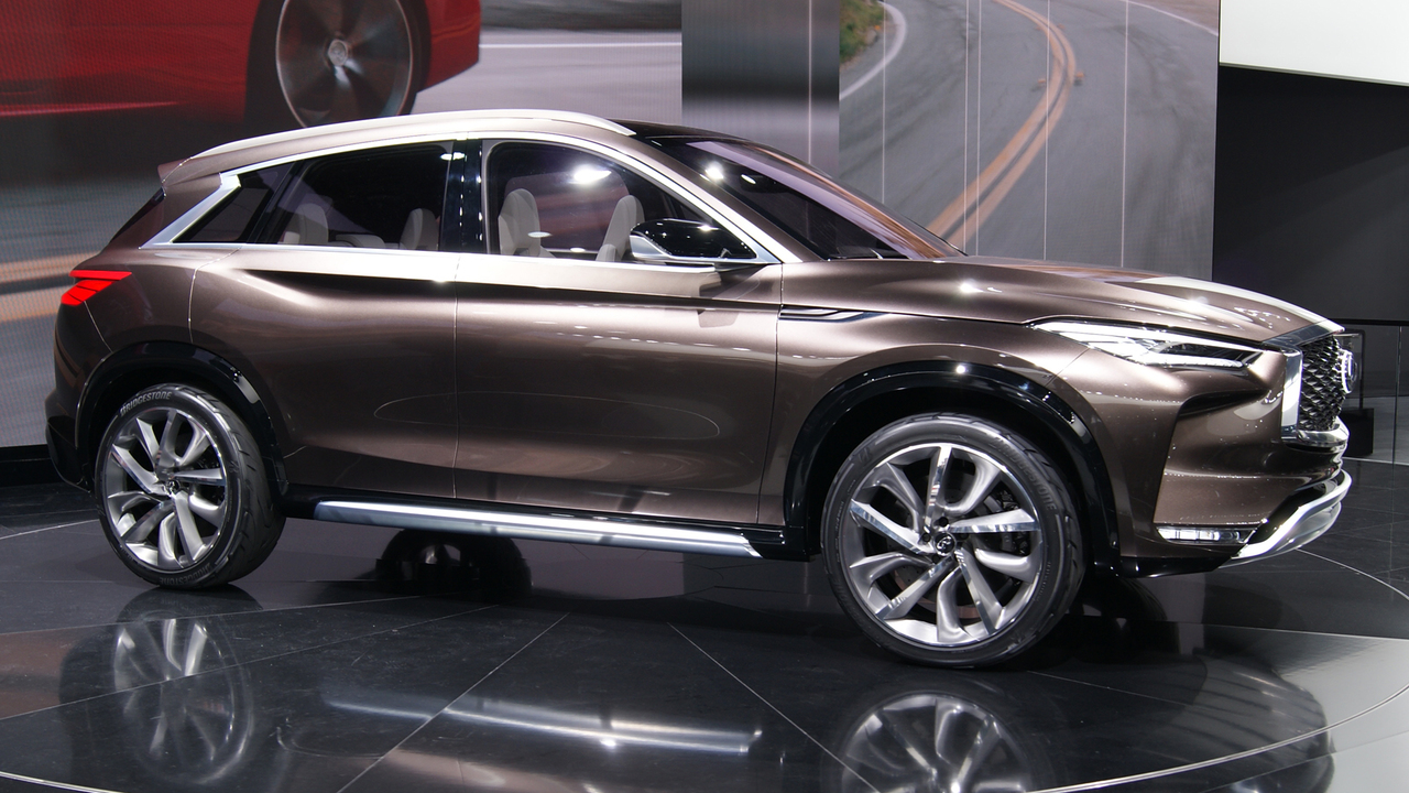 infiniti qx50 concept previews new suv ideas. Black Bedroom Furniture Sets. Home Design Ideas