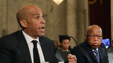 Cory Booker: 'I am not open to being president'