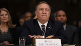 Trump's pick for CIA says he's open to waterboarding