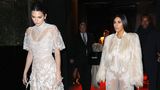 Kim Kardashian and Kendall Jenner Film 'Ocean's Eight' Cameos in NYC --&hellip&#x3b;