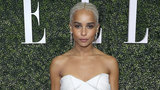 You're Going to 'Heart' Zoe Kravitz's New 'Do