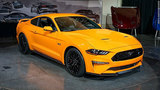 New Mustang gets 10 gears, more power