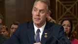 Interior nominee grilled on Trump's comments on sexual assault