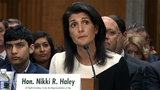 Senate confirms Haley as UN ambassador