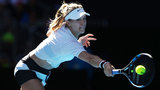 Australian Open 2017: Eugenie Bouchard works to beat 'vicious cycle'