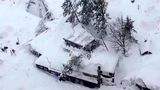 Many feared dead after avalanche buries Italian hotel