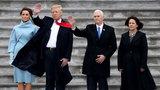 Washington celebrates Trump inauguration