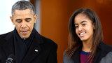 Malia Obama to Intern With Movie Producer Harvey Weinstein