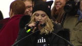 Madonna delivers R-rated, anti-Trump speech