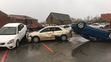 Mississippi storm: At least 4 dead&#x3b; damage reported in Hattiesburg area