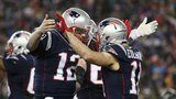 Brady, Patriots headed back to Super Bowl after 36-17 rout of Steelers