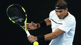 Rafael Nadal still on course for Roger Federer final