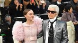 Lily-Rose Depp Is Karl Lagerfeld's Latest Chanel Show Bride -- See Her&hellip&#x3b;