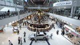 Dubai airport widens gap over London's Heathrow