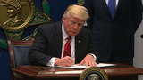 President Trump's travel ban revised