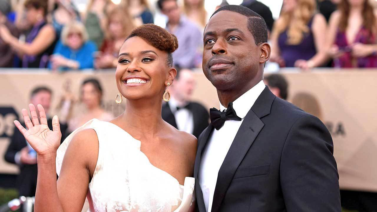Exclusive sterling k brown ryan michelle bathe are the for Laporte county clerk s office