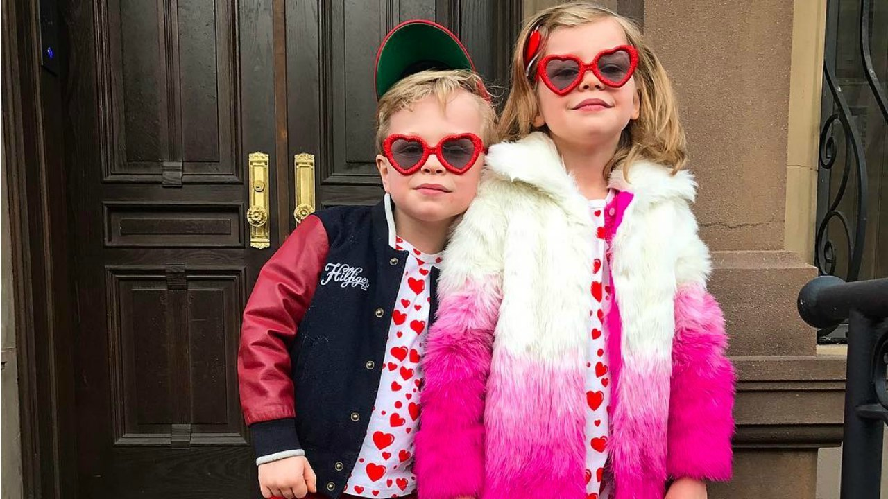 Neil Patrick Harris' Twins Are the Cutest Little Cupids in...