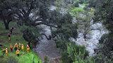 Rain causes floods across Southern California